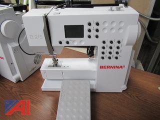 Bernina B215 sewing machines