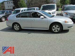 2013 Chevy Impala LS 4 Door