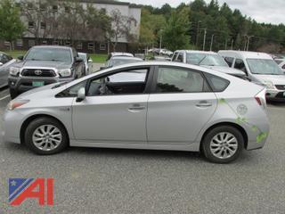 2012 Toyota Prius 4 Door