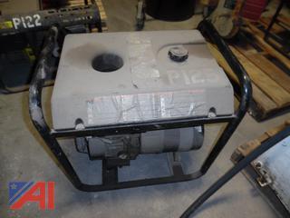 1998 Devilbiss GB5000 Generator