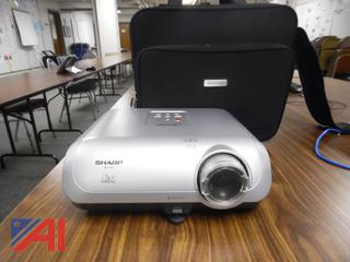 Projector Note Vision-Sharp
