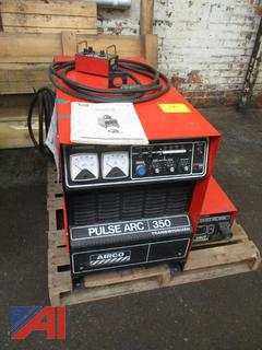 Arco Pulse Arc 350 Transistorized P/S with System II Wire Feeder
