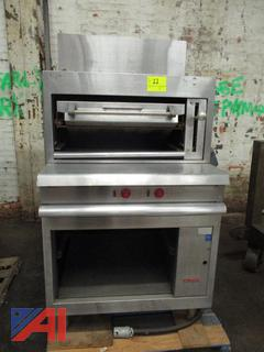 Vulcon-Hart Electric Char Grill
