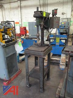 Buffalo Forge Floor Model Drill Press