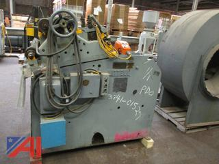 Littell Model # 408 Continuous Straightening Machine