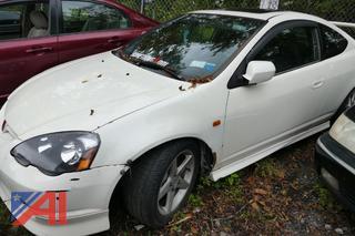 (#5) 2002 Acura RSX 2 Door