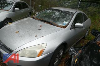 (#8) 2006 Honda Accord 2 Door