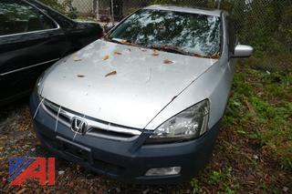 (#9) 2007 Honda Accord EX 4 Door