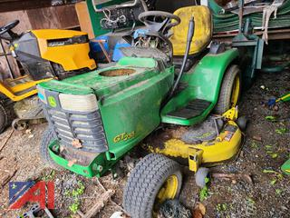 "(#1) John Deere GT235 48"" Mower"