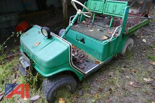 (#11) Yamaha Golf Cart