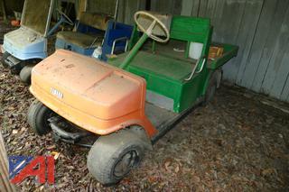 (#8) Yamaha Golf Cart