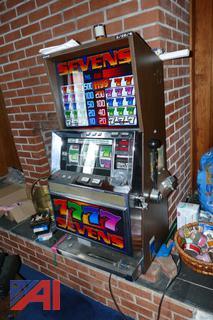 1994 Bally Las Vegas Gaming Slot Machine