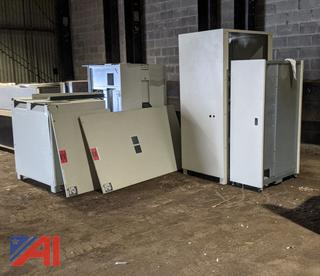 MGE Computer Server Cabinets
