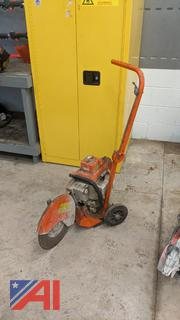 Stihl TS510 AV Demo Saw with Cart