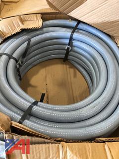 "Liquidtight Flexible NM Conduit 1"" x 100' Rolls, NEW"