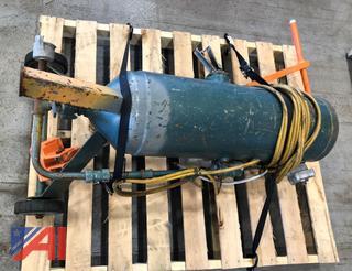 Chemco Abrasive Blast Machine, Model #1042