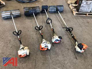 Stihl Hand Tools with PowerSweep Attachments