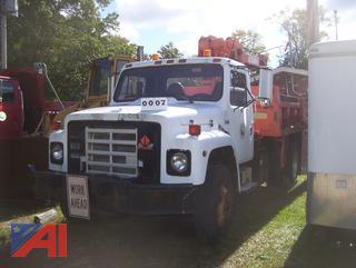 1989 International S1900 Catch Basin Truck