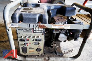 Porter Cable 3500 Watt Generator