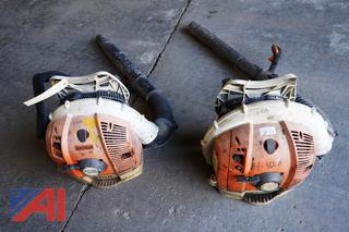 Stihl #BR600 Backpack Blowers