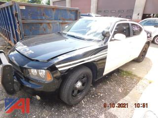 (#5227) 2008 Dodge Charger SE 4 Door/Police Vehicle