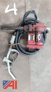 Electric Commercial Fuel Pump and Hand Crank Fuel Pump