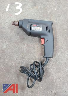 Electric Drill Gun and Black and Decker Electric Drill Gun