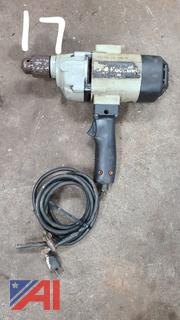 Black and Decker Electric Drill Gun and Electric Sanding Machine