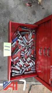 Tool Box with Mixed Tools