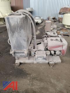 4 Cylinder Hydraulic Gas Pump