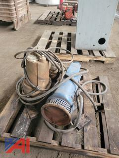 High Volume Electric Water Pumps