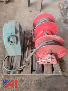 Gas, Air and Water Reels