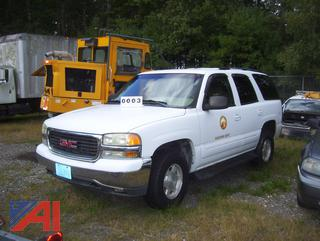 2004 GMC Yukon SUV
