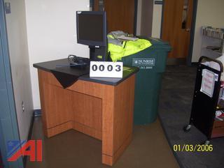 3M Self Checkout Machine