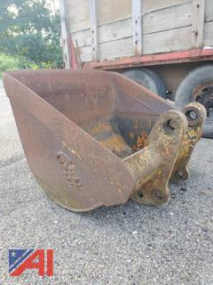 """Geith 36"""" Ditching Bucket"""