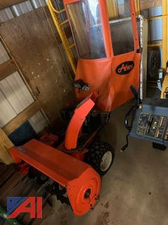 Ariens Walk Behind Snow Blower with Cover
