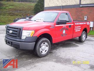 2009 Ford F150 Pickup Truck