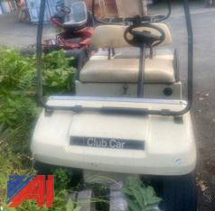 2003 Club Car Golf Cart