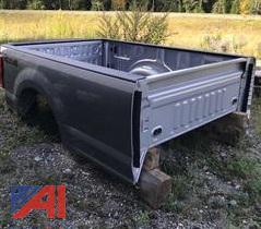 8' 2021 Pickup Truck Box and Rear Bumper