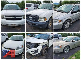 Chenango County Sheriff Vehicles-NY #26549