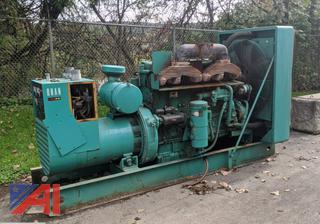 Onan Skid Mounted Generator