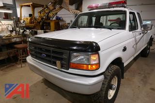 1994 Ford F250 XL Extended Cab Pickup Truck