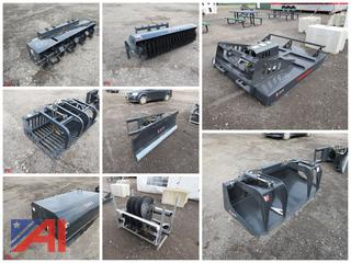 JCT Skid Steer Attachments-NY #26627