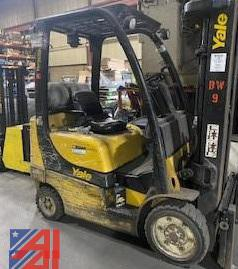 2005 Yale GLC050VXNUSE088 Forklift