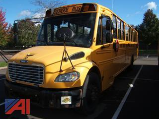 2010 Thomas/Freightliner B2 School Bus