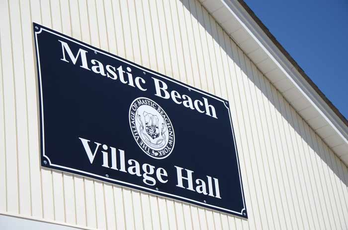 Mastic Beach Dissolution
